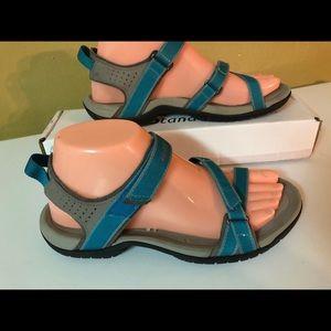 Teva Verra 1006263 Turquoise Sport Sandals siz 6.5